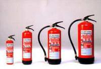 Extintores polvo ABC