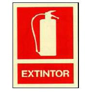 Extintores con descarga automática