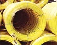 Tubo de polietileno para gas PE80