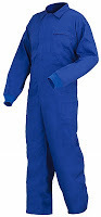 P8070 Buzo algodón Vesin color azulina