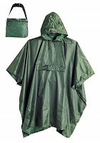 REF: P1510 PONCHO NYLON COLOR VERDE